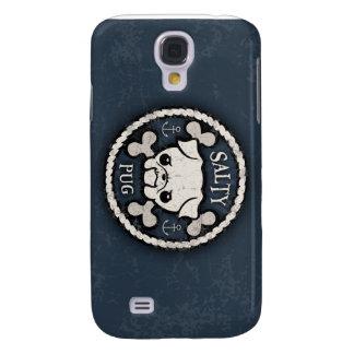 Salty Pug Samsung Galaxy S4 Cases
