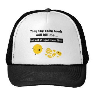 Salty Snacks Mesh Hat