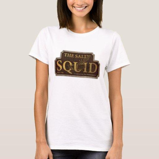 Salty Squid Women's T-shirt