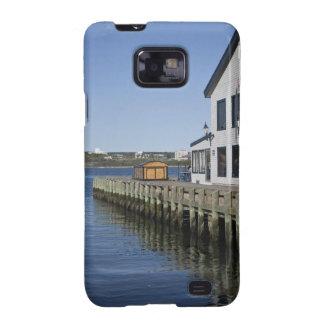 Salty's Wharf Galaxy S2 Cover