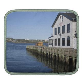 Salty's Wharf iPad Sleeve