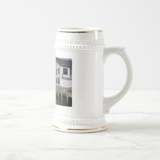 Salty's Wharf Coffee Mug