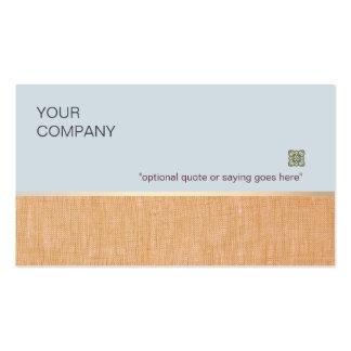 Salud holística y salud de los artes curativos tarjetas de visita
