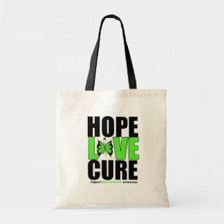 Salud mental - curación del amor de la esperanza bolsa de mano
