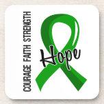 Salud mental de la esperanza 5 de la fe del valor posavaso