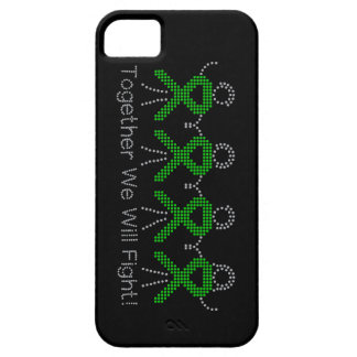 Salud mental junta que lucharemos iPhone 5 Case-Mate coberturas