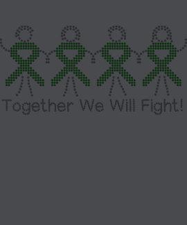 Salud mental junta que lucharemos camiseta