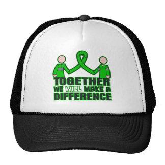 Salud mental junto haremos un Difference.p Gorros
