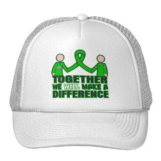 Salud mental junto haremos un Difference.p Gorro De Camionero