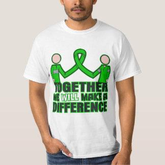 Salud mental junto haremos un Difference.p Playera