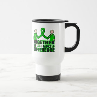 Salud mental junto haremos un Difference.p Taza De Café