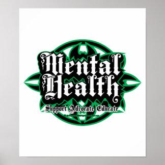 Salud mental tribal póster