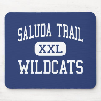 Saluda Trail Wildcats Middle Rock Hill Mouse Pads
