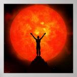 Saludo a The Sun Poster