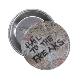 """""""Saludo botón de los monstruos"""" Pins"""