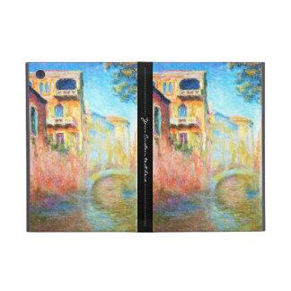 Saludo Claude Monet del della de Río iPad Mini Coberturas