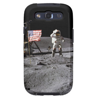 Saludo de Apolo 16 Samsung Galaxy S3 Coberturas