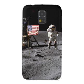 Saludo de Apolo 16 Carcasas De Galaxy S5