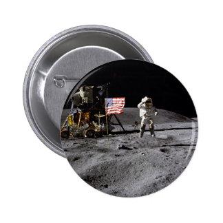 Saludo de Apolo 16 Pin