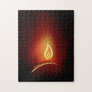 Saludo de Diwali Puzzle