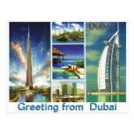 Saludo de Dubai por Mojisola un Gbadamosi Postales