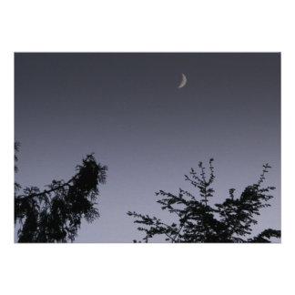 Saludo de la luna comunicados
