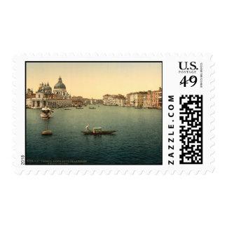 Saludo del della de Santa María, Venecia, Italia Envio