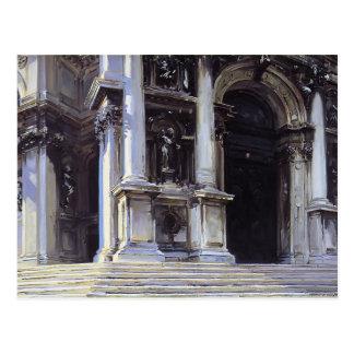 Saludo del della de Sargent- Santa María del canta Tarjetas Postales