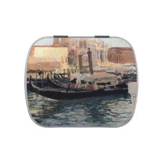 Saludo del La de Joaquín Sorolla-, Venecia Latas De Dulces