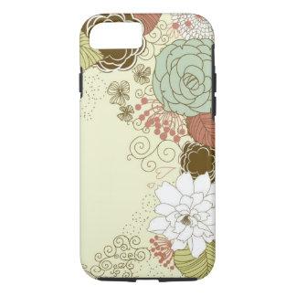 Saludo floral funda iPhone 7