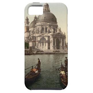 Saludo I, Venecia, Italia del della de Santa María iPhone 5 Protector