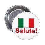 ¡Saludo italiano! (Alegrías!) Pins
