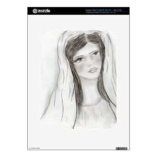 Saludo Maria iPad 3 Skin