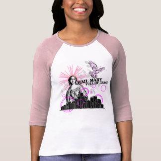Saludo Maria T Camisetas
