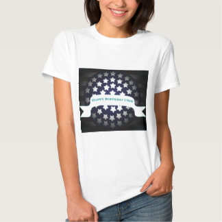 Saludo patriótico del cumpleaños camisas