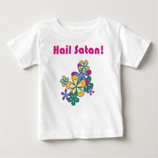 ¡Saludo Satan! Playeras