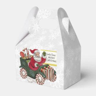 Saludos 1 del navidad cajas para regalos