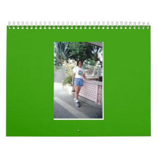 ¡Saludos! Calendarios