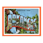 Saludos de Arkansas Postal