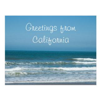 Saludos de California Postal