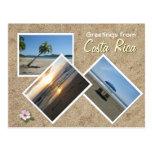 Saludos de Costa Rica Postal