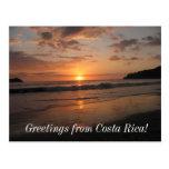 ¡Saludos de Costa Rica! Postales