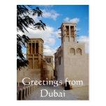 Saludos de Dubai Postal
