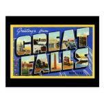 Saludos de Great Falls Montana Postales