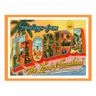 Saludos de la Florida Postal