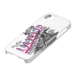 Saludos de la tierra de LaLa - la falsificación es iPhone 5 Carcasas