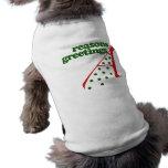 Saludos de las razones camisas de perritos