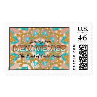 Saludos de New México
