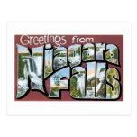 ¡Saludos de Niagara Falls! Postales