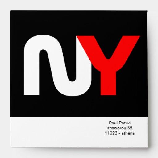 saludos de Nueva York